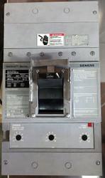 HRXD63B200 Siemens Breaker, 2000 Amp With Shunt Trip, 120 Vac