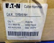 Eaton Cutler Hammer 15RBA8-NH Non Indicating Fuse
