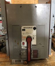 GE TCVVF9640, 4000AMP, MO DO, LSI With Aux Switch Bell Alarm