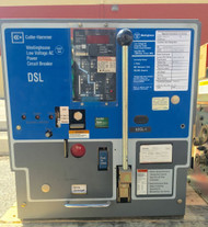 Cutler Hammer DSL416 Circuit Breaker, MO DO, LSIG, DIGI TRIP 810