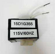 GE 15D1G355, 115V, 60HZ COIL