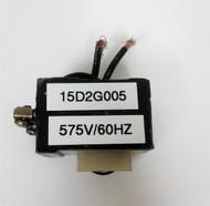 GE 15D2G005, 575V, 60HZ COIL