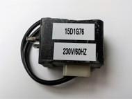 GE 15D1G76, 230V/60HZ COIL