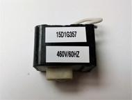 GE 15D1G357, 460V/60HZ COIL