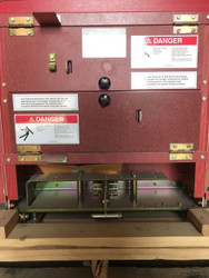 Cutler Hammer VCP-W Manual Ground And Test Device 1200/2000 Amp