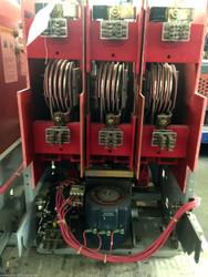 SIEMEMS AC CONTACTOR 81H3535094A5S 25-135-432-533 5000 VOLT 360 AMPS 9 R F