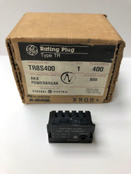 GE TR8S400 RATING PLUG *NEW IN BOX*