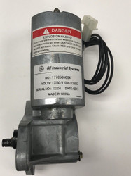 General Electric Charging Motor 0177C5050G4, 120 V.Ac / 110 V.Dc / 125 V.Dc