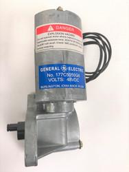 GENERAL ELECTRIC CHARGING MOTOR 177C5050G6 48VDC