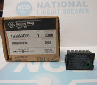 GE TR30S3000 3000 Amp Powerbreak Rating Plug
