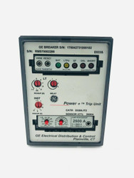 D325LIT2 2500 Amp GE Programmer/ Trip Unit
