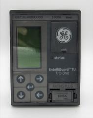 GE EntelliGuard TU Trip Unit GB216L4XXXFXXXX, 1600A