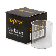 Aspire Cleito 120 Standard Replacement Glass from Velvet Vapors