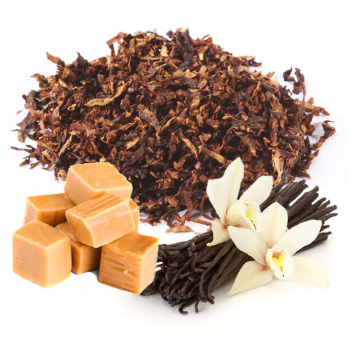 Vanilla Caramel Tobacco e-juice by Velvet Vapors