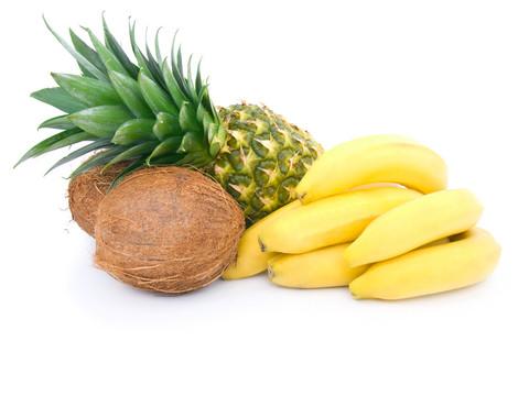 PG-Free Tropical Fruit Blend e-juice by Velvet Vapors