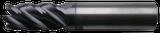 3/16x3/16x3/8x2 5Flt VI 0.010 CR - TiAlN