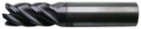 3/16x3/16x3/4x2-1/2 5Flt VI 0.000 CR - TiAlN