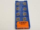 KORLOY INSERT CCMT32.52-C25 NC3220