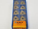 KORLOY INSERTS WNMG080408-VL NC3010 (1-02-034270)