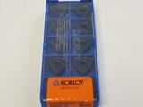 KORLOY INSERTS WNMG080408-GR NC6210 (1-02-044287)