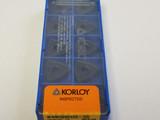 KORLOY INSERTS WNMG080408-GR NC3120 (1-02-025704)