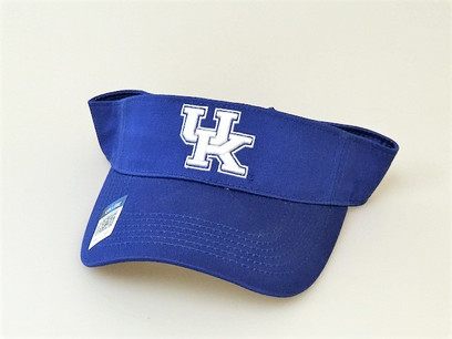 Kentucky Wildcats Adult Team Logo Visor Royal