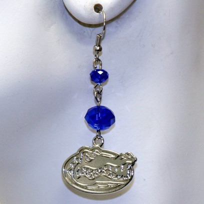 Florida Gators Beaded Earrings - NCAA Licensed