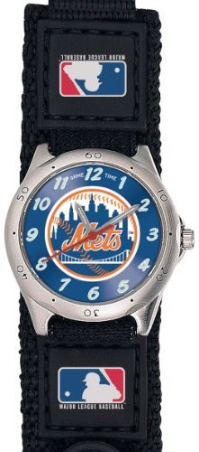 Game Time Unisex MLB-FSB-NYM New York Mets Future Star Series Watch