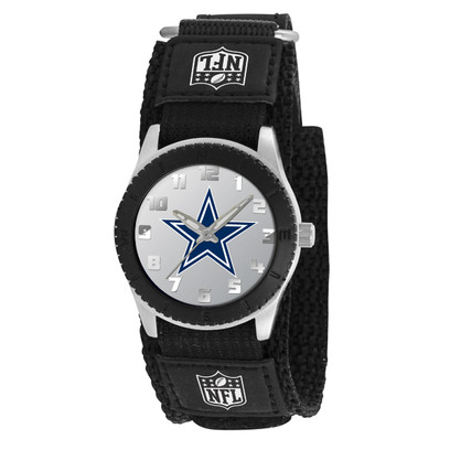 Game Time Youth NFL Rookie Black Watch Dallas Cowboys