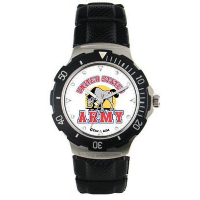 U.S. Military Mascot Army Agent Series Watch