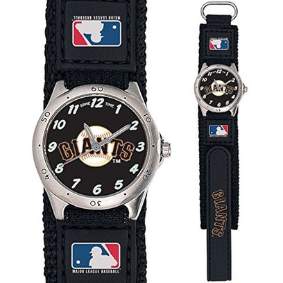 MLB Kids' MF-SF Future Star Series San Francisco Giants Black Watch