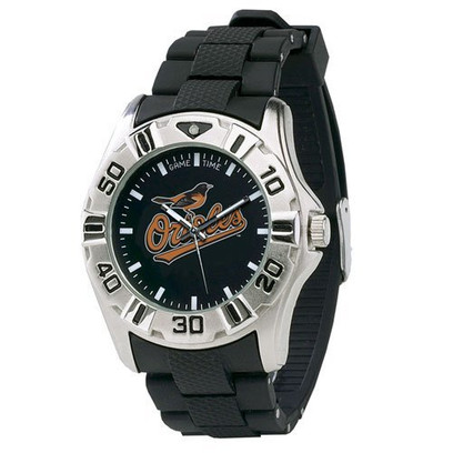 MLB Men's MM-BAL MVP Series Baltimore Orioles Watch