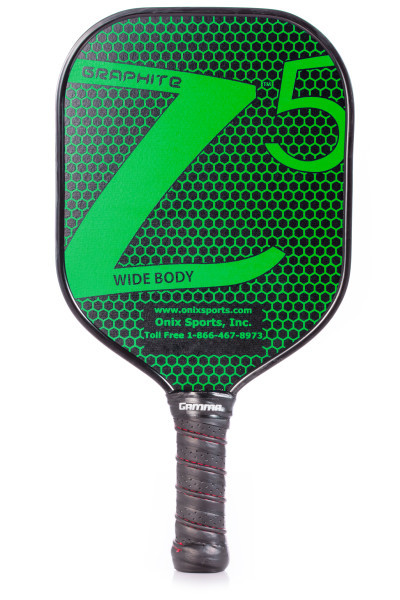 Onix Graphite Z5 Pickleball Paddle - Green