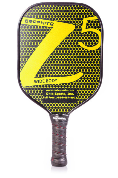 Onix Graphite Z5 Pickleball Paddle - Yellow