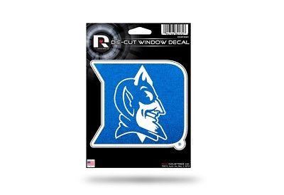 Duke Blue Devils Medium Die-Cut Window Decal