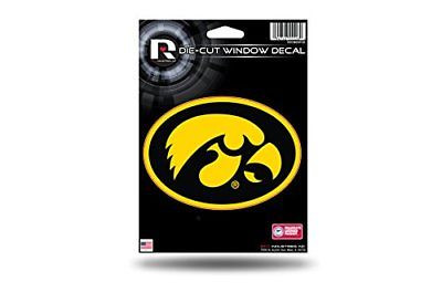 Iowa Hawkeyes Medium Die-Cut Window Decal