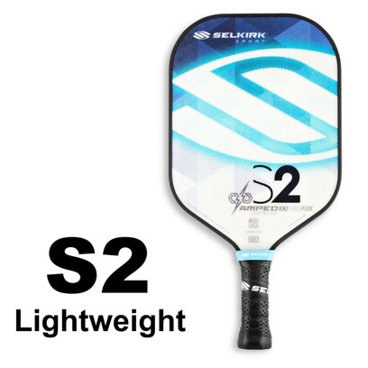 Selkirk S2 AMPED Pickleball Paddle - Sapphire Blue