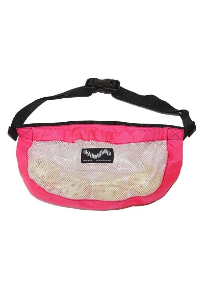 Ballszie - The Ultimate Pickleball Holder for Pickle Balls - Pink