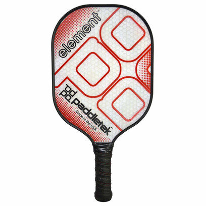 Paddletek Element Pickleball Paddle - Red