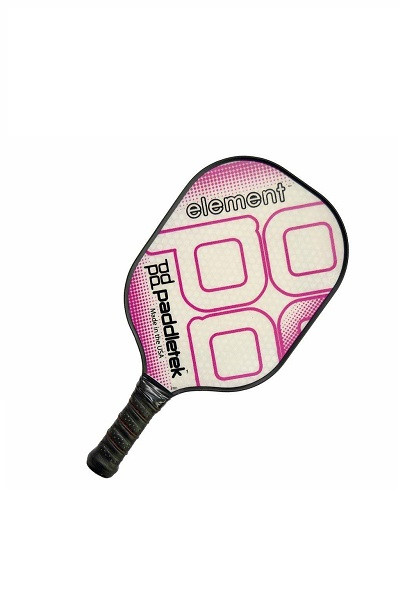 Paddletek Element Pickleball Paddle - Raspberry