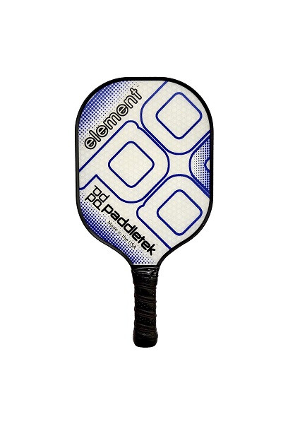 Paddletek Element Pickleball Paddle - Blue