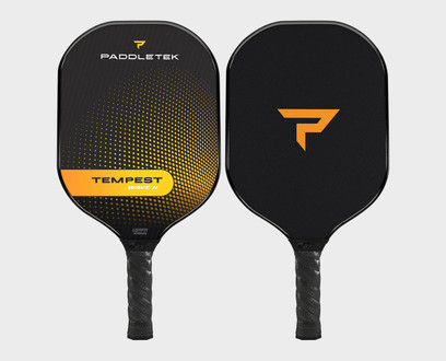 Paddletek Tempest Wave II Pickleball Paddle - Horizon (Yellow)