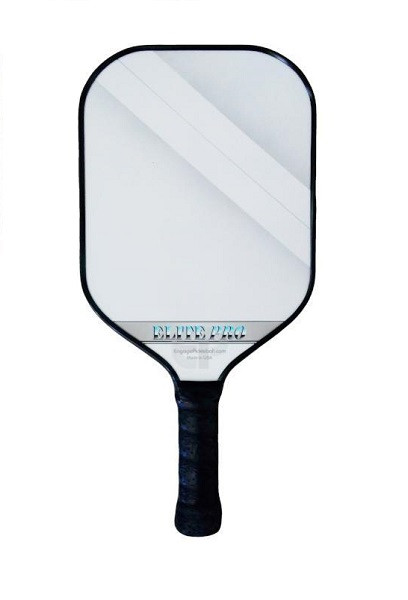 Engage Elite Pro Pickleball Paddle - White -Midweight
