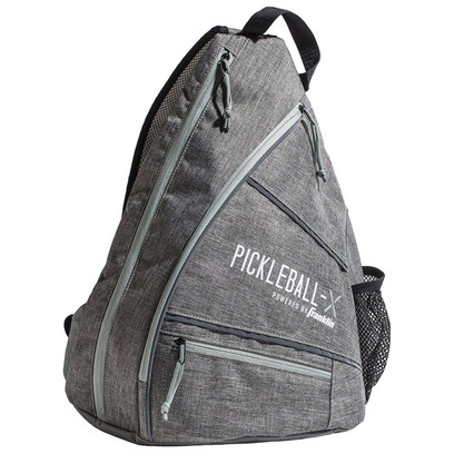 Franklin Sports Elite Performance Sling Bag - Grey/Grey