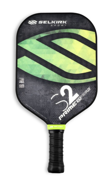 S2 PRIME Pickleball Paddle - Fields of Green