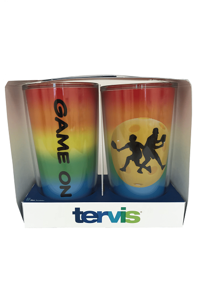 Tervis Insulated 16 oz Tumbler Two Piece Giftset - Pickleball Silhouette - SPECIAL SALE