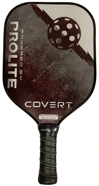 Pro-Lite Covert Pickleball Paddle - White