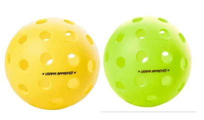 ONIX Fuse G2 Outdoor Pickleball Balls