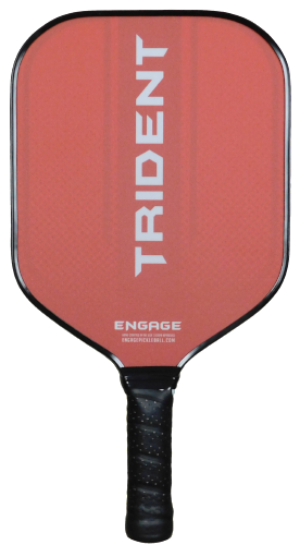 Engage Trident Pickleball Paddle- Red