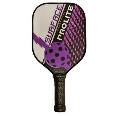 Pro-Lite Surface NRG Pickleball Paddle- Purple